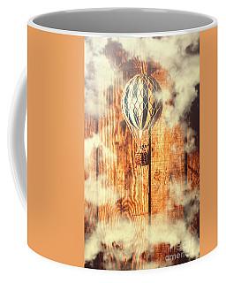 Exhibit In Adventure Coffee Mug
