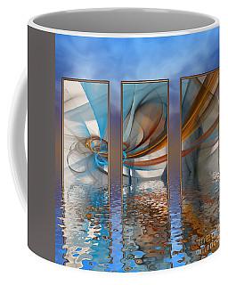 Exhibition Under The Sky Coffee Mug