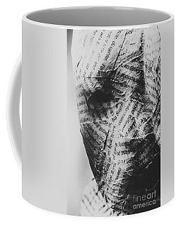 Exhumation Of Contextual Truth Coffee Mug