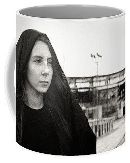 Exit Coffee Mug