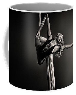 Exit Stage Right Coffee Mug