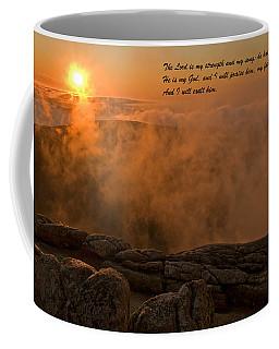 Exodus 15-2 Coffee Mug