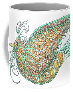 Exotic Bird IIi Coffee Mug