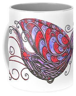 Exotic Bird V Coffee Mug
