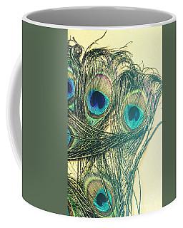 Exotic Eye Of The Peacock Coffee Mug