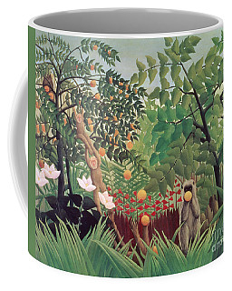 Exotic Landscape Coffee Mug