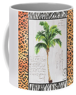 Exotic Palms 1 Coffee Mug