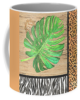 Exotic Palms 3 Coffee Mug