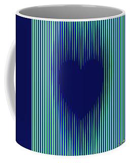Expanding Heart 2 Coffee Mug