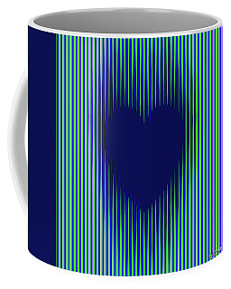 Expanding Heart 2 Coffee Mug