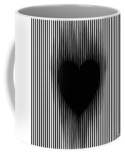 Expanding Heart Coffee Mug