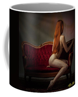 Coffee Mug featuring the photograph Expectation by Rikk Flohr