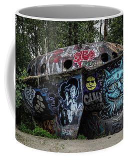 Experimental Graffiti Coffee Mug