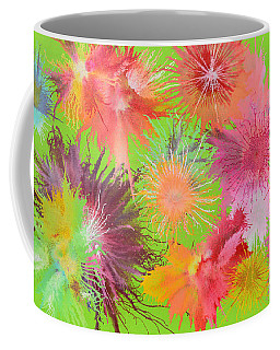 Exploflora Series No 9 Coffee Mug