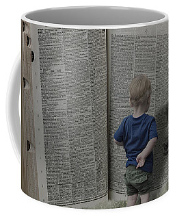 Exploration And Discovery Coffee Mug