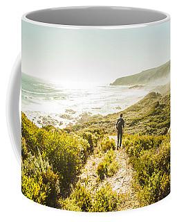 Exploring The West Coast Of Tasmania Coffee Mug