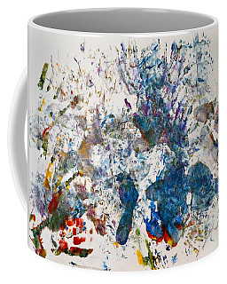 Explosion At The Macaroni Factory Coffee Mug