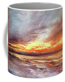 Explosion Of Light Coffee Mug