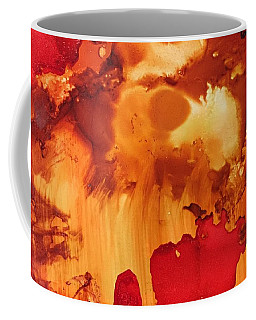 Explosion From The Galaxy Coffee Mug