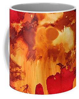 Explosion From The Galaxy Coffee Mug