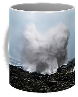 Explosive Coffee Mug by Marty Saccone