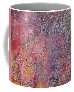 Coffee Mug featuring the painting Expression # 11 by Jason Williamson