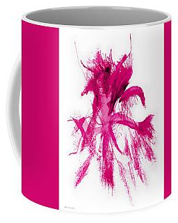 Expressive Abstract A22417 Coffee Mug