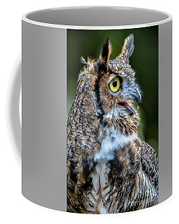 Expressive Coffee Mug by Amy Porter