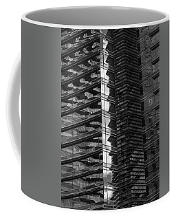 Coffee Mug featuring the photograph Exterior Motives by Alex Lapidus