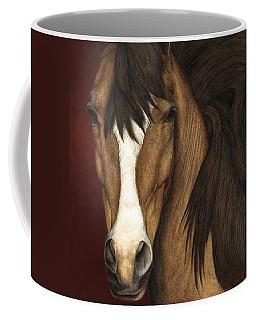 Eye Contact Coffee Mug by Pat Erickson
