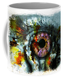 Eye In Hands 001 Coffee Mug
