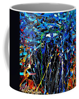 Eye In The Sky And Water Coffee Mug