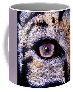 Eye Of A Tiger Coffee Mug
