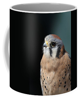 Coffee Mug featuring the photograph Eye Of Focus by Laddie Halupa