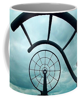 Eye Of History  Coffee Mug