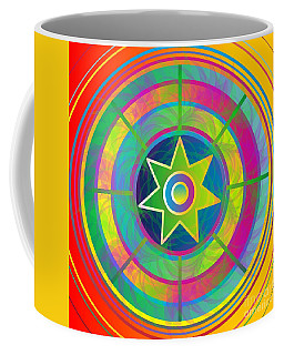 Eye Of Kanaloa 2012 Coffee Mug