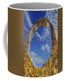 Eye Of Odin Coffee Mug