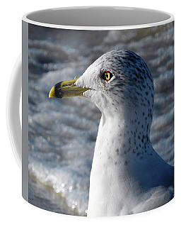 Eye Of The Gull Coffee Mug