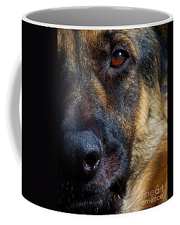 Eye Of The Shepherd Coffee Mug