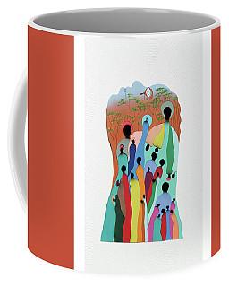 Eye Of The Spirit Coffee Mug