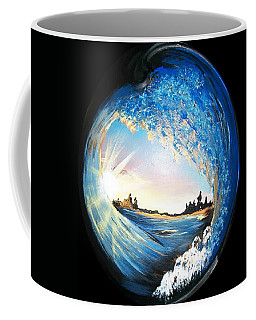 Eye Of The Wave Coffee Mug