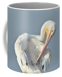 Eye On The Details Coffee Mug by Fraida Gutovich