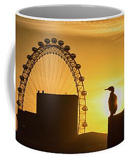 Eye On The London Eye  Coffee Mug