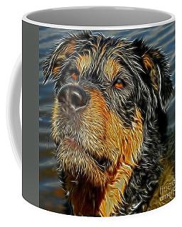 Eye On The Prize Coffee Mug