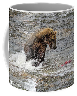 Eye On The Sockeye Coffee Mug