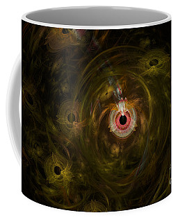 Eye See It All Coffee Mug