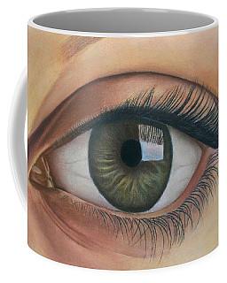 Eye - The Window Of The Soul Coffee Mug