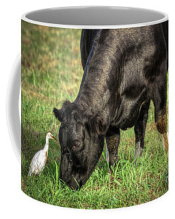 Eye To Eye Coffee Mug