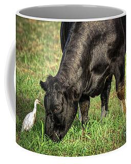 Eye To Eye Coffee Mug
