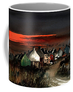 Cork Beara Eyeries Sunset Beara Coffee Mug